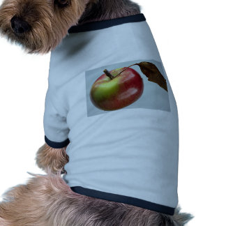 Manzana espartano camisa de mascota