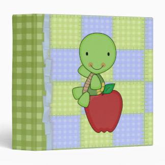 "manzana para la tortuga del profesor carpeta 1 1/2"""