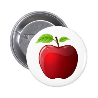 manzana pin redondo de 2 pulgadas