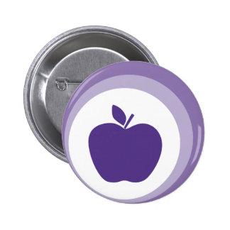 manzana púrpura pins