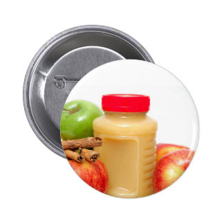 Manzanas canela y compota de manzanas pins