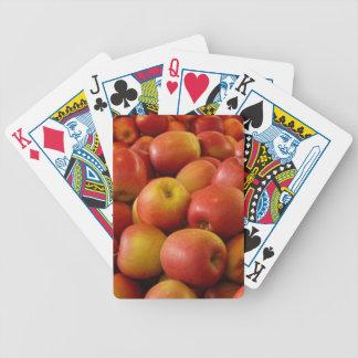 Manzanas Cartas De Juego