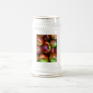 Manzanas de Braeburn Tazas De Café