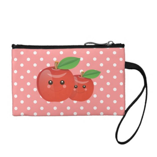 Manzanas de Kawaii