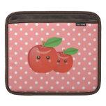 Manzanas de Kawaii Funda Para iPads