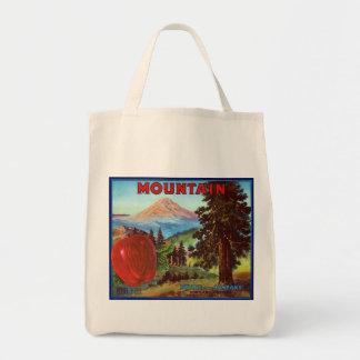 Manzanas de la montaña bolsa