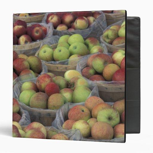 Manzanas de Macintosh del Estado de Nuevo York en