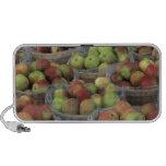 Manzanas de Macintosh del Estado de Nuevo York en  iPhone Altavoz