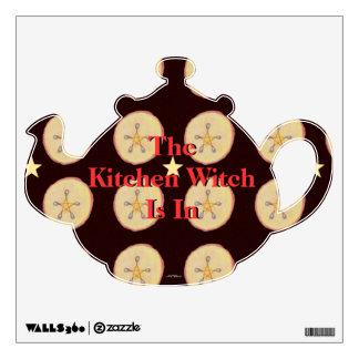 Manzanas de Samhain y pentáculo de la estrella Vinilo