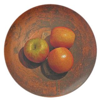 manzanas del cortijo platos
