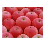Manzanas del descubrimiento postal