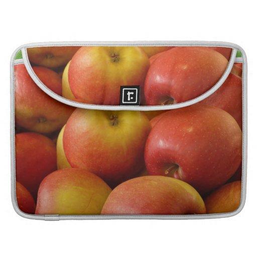 Manzanas deliciosas funda macbook pro