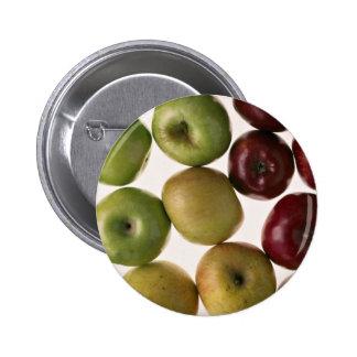 Manzanas deliciosas pin