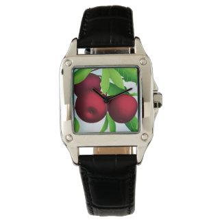 """""""Manzanas en una rama """" Reloj De Mano"""