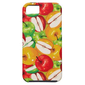 manzanas iPhone 5 cárcasa