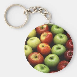 Manzanas Llaveros Personalizados