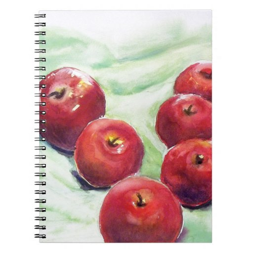 Manzanas, manzanas libreta