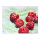 Manzanas, manzanas postal