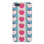 Manzanas, manzanas, y más manzanas iPhone 5 protector