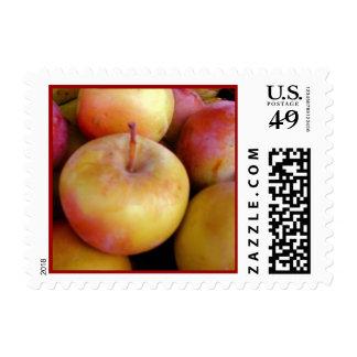 Manzanas para el sello de Rosh Hashanah