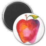 Manzanas para una curación - rojo imán