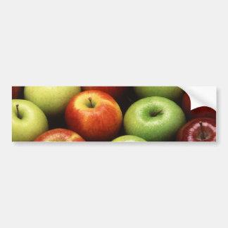 Manzanas Pegatina Para Auto
