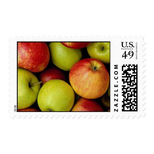 Manzanas Sellos