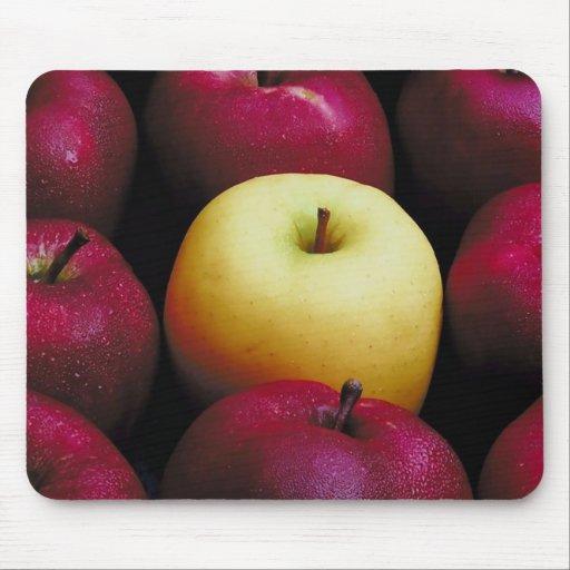 Manzanas Tapete De Ratones