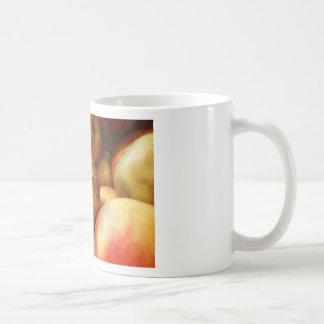 Manzanas Taza De Café
