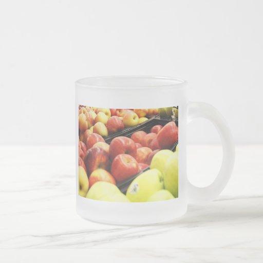 Manzanas Tazas De Café