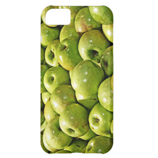 Manzanas verdes funda iPhone 5C