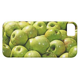 Manzanas verdes funda para iPhone SE/5/5s