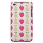 Manzanas y peras iPod Case-Mate funda