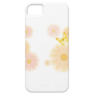 Manzanillas y mariposa iPhone 5 cárcasas