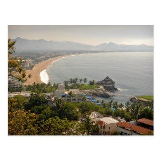 Manzanillo Mexico Postcard