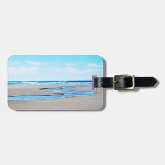 Manzanita Beach - Coastline Bag Tag