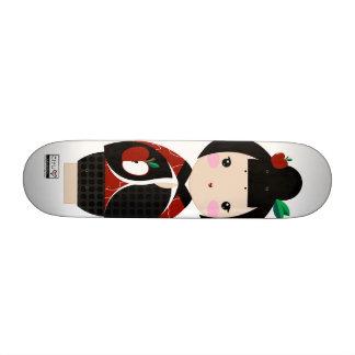 Manzanita Kokeshi Skateboard