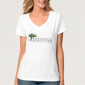 Manzanita Montessori T-Shirt - Women's