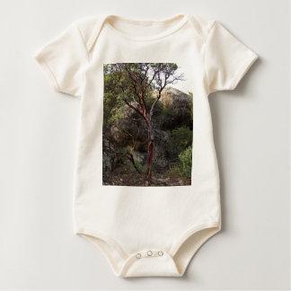 Manzanita Tree Baby Bodysuit