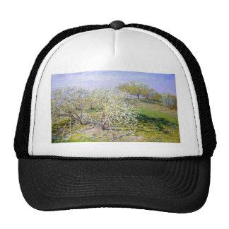 Manzano de Claude Monet Gorras