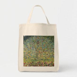 Manzano De Gustavo Klimt arte Nouveau del vintage Bolsas