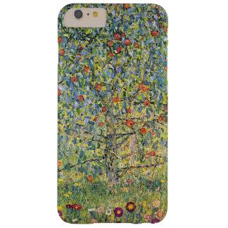 Manzano De Gustavo Klimt, arte Nouveau del vintage Funda De iPhone 6 Plus Barely There
