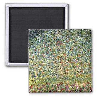 Manzano De Gustavo Klimt, arte Nouveau del vintage Imán De Nevera