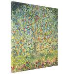 Manzano De Gustavo Klimt, arte Nouveau del vintage Impresiones De Lienzo