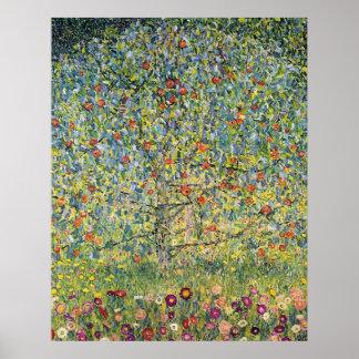 Manzano De Gustavo Klimt Poster