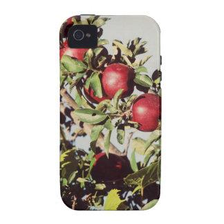 Manzano del vintage iPhone 4/4S carcasa