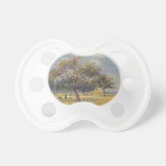 Manzanos de Gustavo Loiseau- En octubre Chupetes Para Bebés