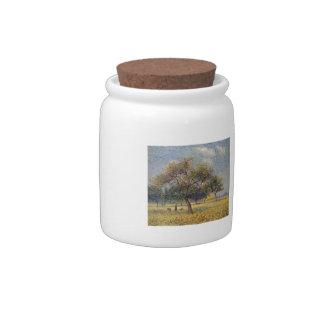 Manzanos de Gustavo Loiseau- En octubre Jarra Para Caramelo