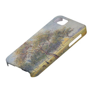 Manzanos de Gustavo Loiseau- En octubre iPhone 5 Case-Mate Protectores