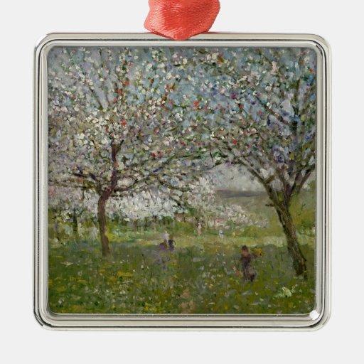Manzanos En flor Ornamentos Para Reyes Magos